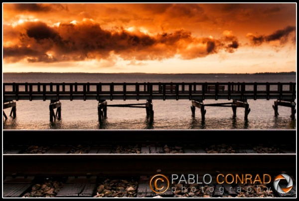 The Boardwalk at Boulevard Park in Bellingham, Wash. Photo © Paul Conrad/Pablo Conrad Photography
