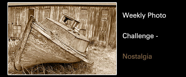 © Paul Conrad/Pablo Conrad Photography - A sepia toned phtograph of an old boat in Blaine, Wash., for the Wordpress Weekly Photo Challenge - Nostagia.