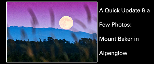 © Paul Conrad/Pablo Conrad Photography - The super full Moon rises over a ridge in Whatcom County north of Bellingham, Wash., on Monday July 22, 2013.