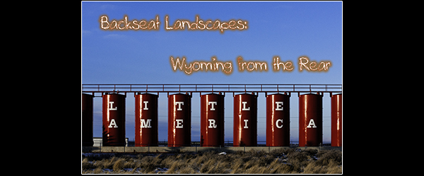 © Paul Conrad/Pablo Conrad Photography - The water tanks of Little America in southwest Wyoming along Interstate 80.
